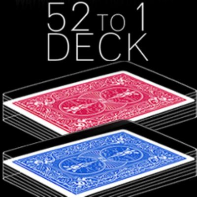52 to 1 deck 2