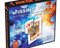 Missing piece- Joker magic