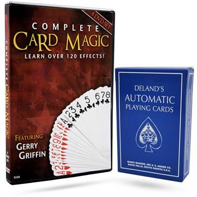 complete card magic + auto deck