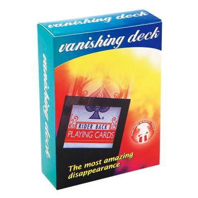 vanishing deck