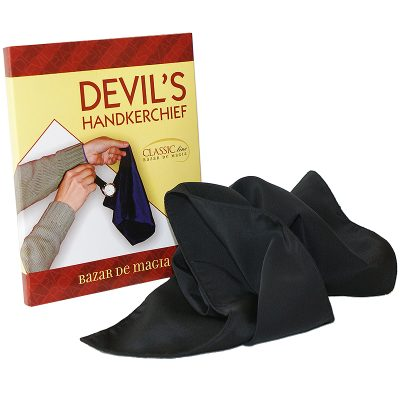 devils handkerchief magic