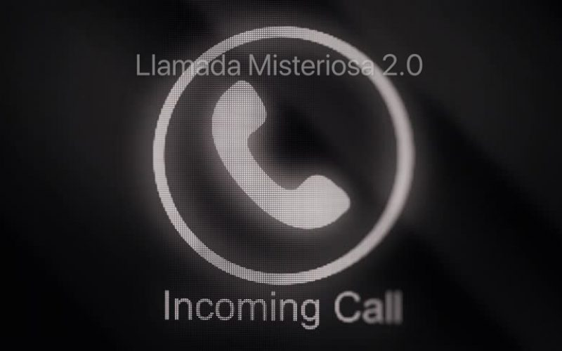 foto misterious call