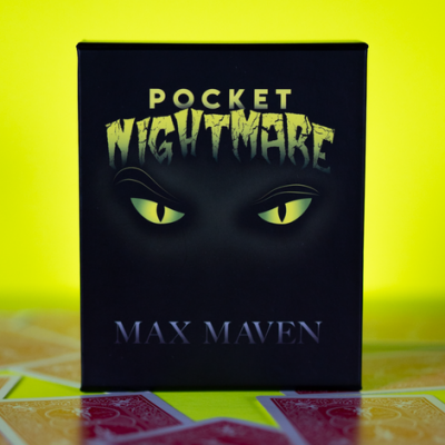pocket nightmare max maven
