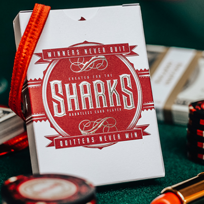 shark playing cards dmc