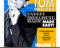 Waters of India video DOWNLOAD (Excerpt of Mullica Expert Impromptu Magic Made Easy Tom Mullica- #1, DVD)