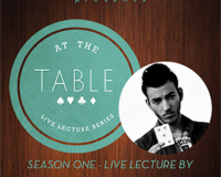 At The Table Live Lecture - Alex Pandrea 5/7/2014 video DOWNLOAD