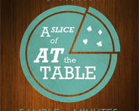 A Slice of At the Table LIVE  video DOWNLOAD