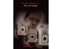 Pocket Riser 3.0 - Rise and Change by Ralf Rudolph aka'Fairmagic Mixed Media DOWNLOAD