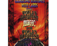 Gambling Routines With Cards Vol. 1 (World's Greatest)