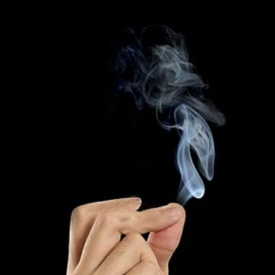 finger smoke