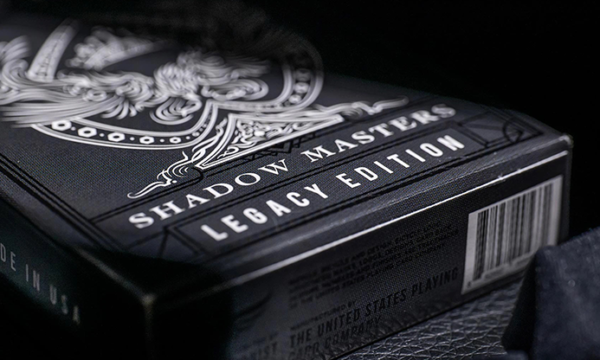 legacy v2 masters playing cards