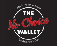 No Choice Wallet (Gimmick and Online Instructions) by Tony Miller and Mark Mason