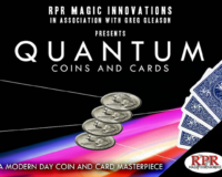 Quantum Coins (50 centimos) Gimmicks and Online Instructions by Greg Gleason and RPR Magic Innovations