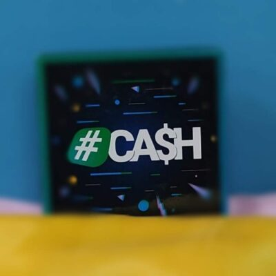 hashtag cash magic JL