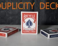 DUPLICITY DECK BY FRANLOF